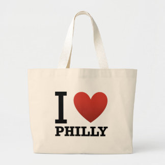 i-love-philly tote bag