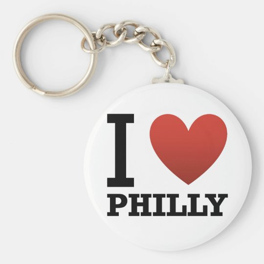 i-love-philly keychain