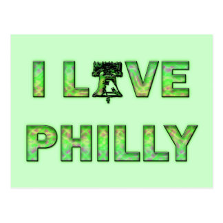I LOVE PHILLY POSTCARDS