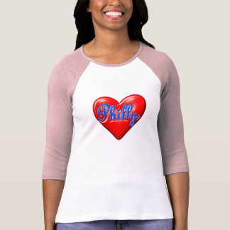 I Love Philly Shirt