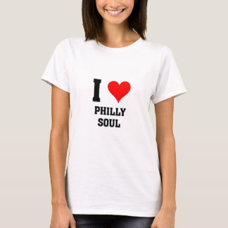 I love Philly Soul T-Shirt