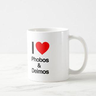 i love phobos and deimos coffee mug