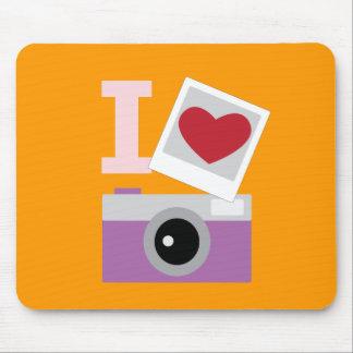 I love photo mouse pad