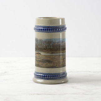 I Love Photography Beer Stein