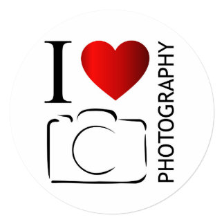 I love photography card