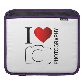 I love photography sleeve for iPads