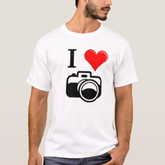 I love photography T-Shirt