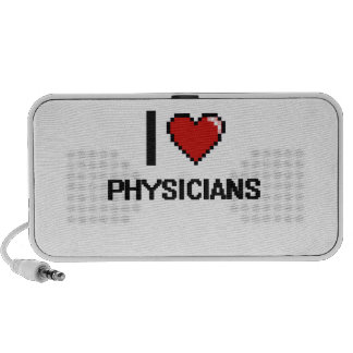 I love Physicians Notebook Speakers