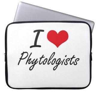 I love Phytologists Laptop Sleeve