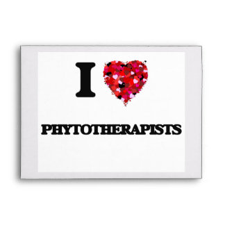 I love Phytotherapists Envelope