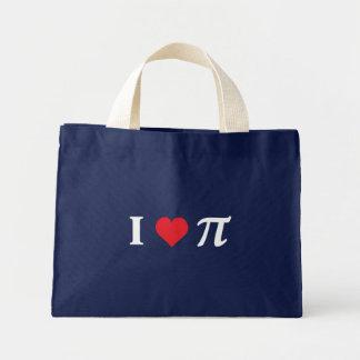I Love Pi Bag