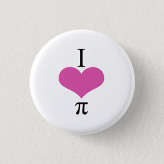 I love pi button