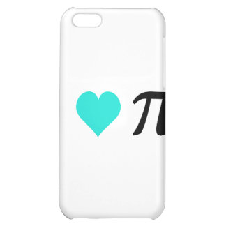I Love Pi Cover For iPhone 5C
