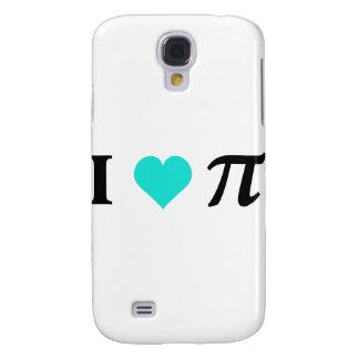 I Love Pi Samsung Galaxy S4 Cover