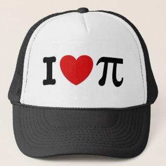 I Love PI Trucker Hat