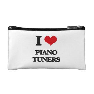 I love Piano Tuners Cosmetics Bags
