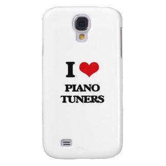 I love Piano Tuners Galaxy S4 Cover