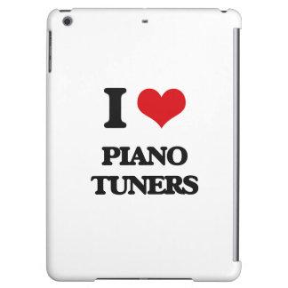 I love Piano Tuners iPad Air Cover