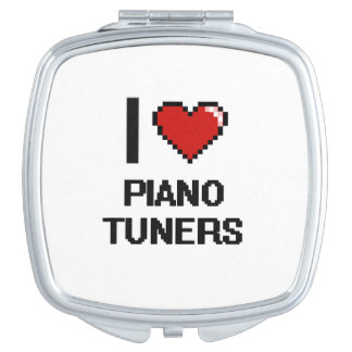I love Piano Tuners Mirrors For Makeup