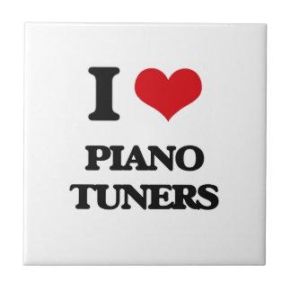 I love Piano Tuners Tiles