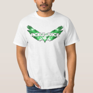 I Love Pickle Juice Wing Heart Tshirts