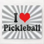 I love Pickleball Mouse Pad