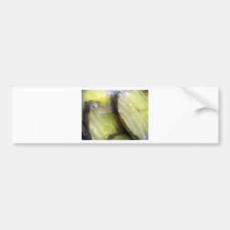 I Love Pickles Bumper Sticker