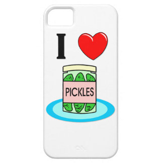 I Love Pickles iPhone 5 Covers