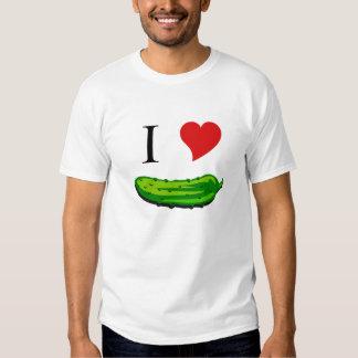 I love pickles tshirt