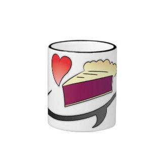 I Love Pie - Mug