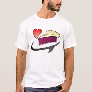 I Love Pie - Shirt