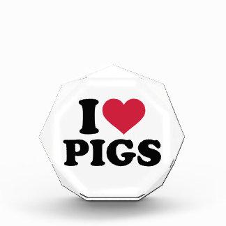 I love Pigs Award