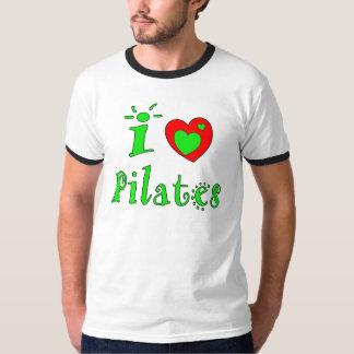 I Love Pilates - Mens Pilates Shirt