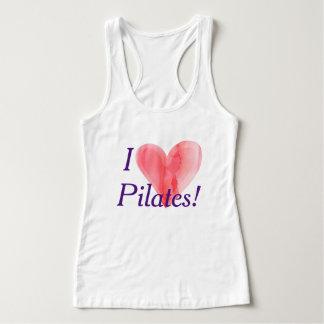 I love Pilates! Tank Top