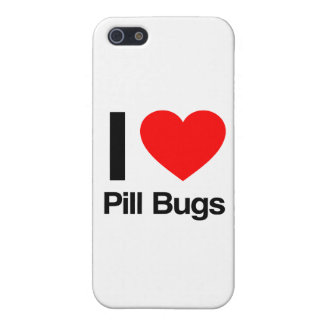 i love pill bugs case for iPhone 5/5S
