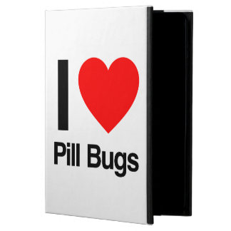 i love pill bugs cover for iPad air