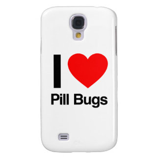 i love pill bugs galaxy s4 cases
