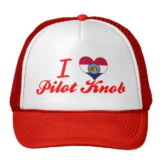 I Love Pilot+Knob Missouri Hats