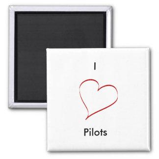 I love pilots magnets