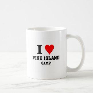 I love Pine Island camp Coffee Mug