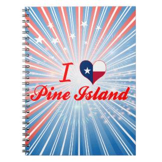 I Love Pine Island, Texas Journal