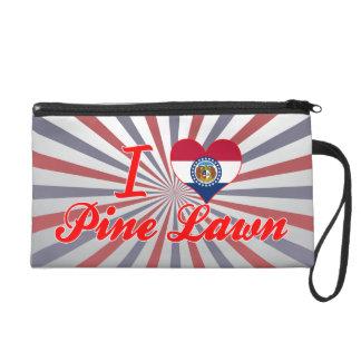 I Love Pine Lawn Missouri Wristlet Purse