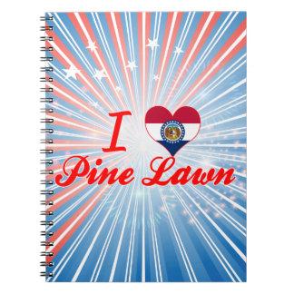 I Love Pine Lawn, Missouri Journals