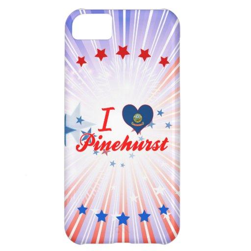 I Love Pinehurst, Idaho iPhone 5C Cases