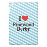 I love Pinewood Derby iPad Mini Case