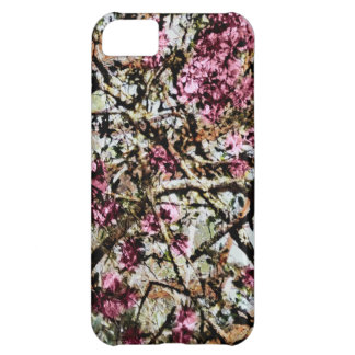 I Love Pink Camo iPhone 5C Case