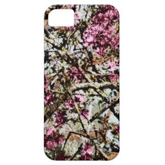 I Love Pink Camo iPhone SE/5/5s Case