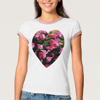 I love Pink Orchid ,t-shirt T-Shirt