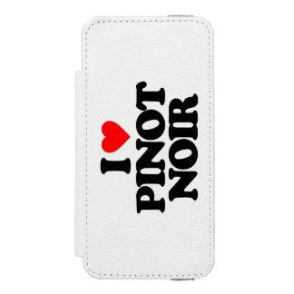 I LOVE PINOT NOIR INCIPIO WATSON™ iPhone 5 WALLET CASE