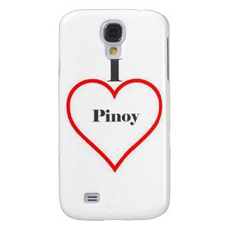 I Love Pinoy.jpg Galaxy S4 Case